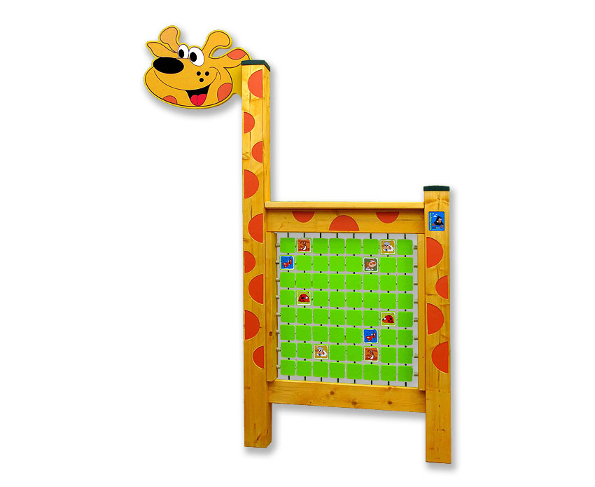 pexeso žirafa