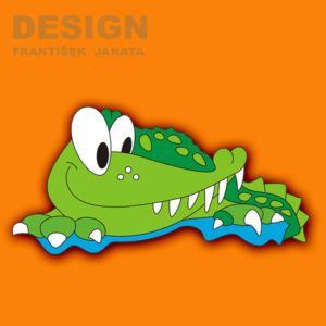 A 02 krokodýl