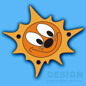 A71 sluníčko louk
