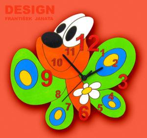 motýl zelený 1