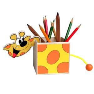 krabička žirafa