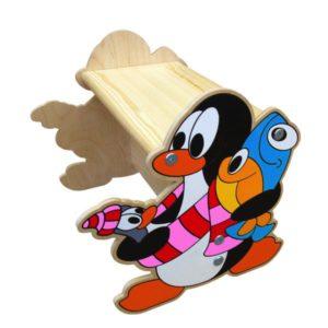 stolička tučňák STL 3Č