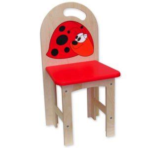 židlička překližka beruška