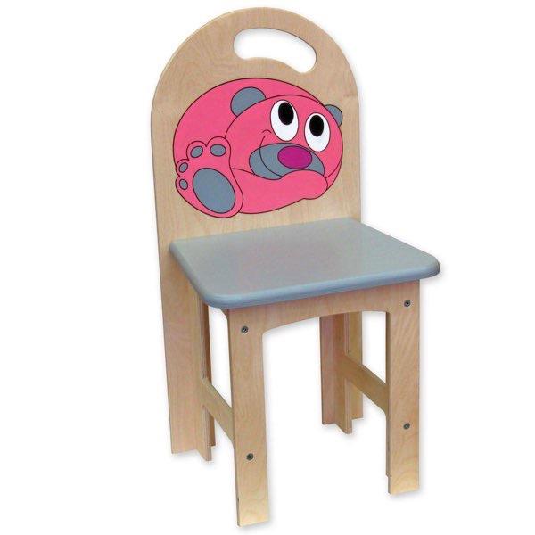 židlička překližka míša