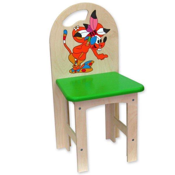 židlička překližka myš